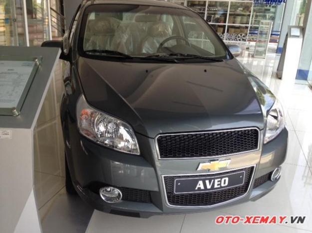 Chevrolet Aveo LTZ - 2015 giá 410 triệu(~ 18 222 USD) tại Hà Nội