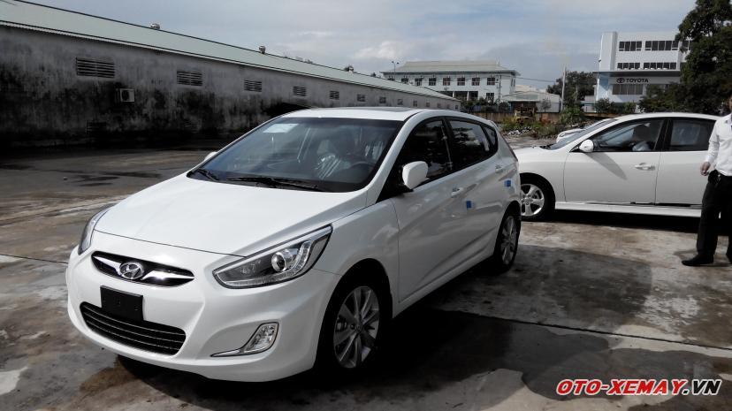 Hyundai Accent Batchback - 2015 giá 559 triệu(~ 24 844 USD) tại Đà Nẵng